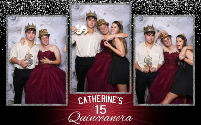 Catherine's Quinceanera | Photo Booth Rental | Mobile AL